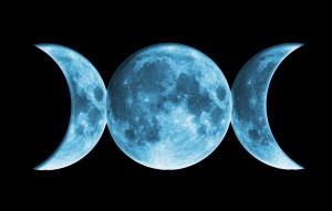 Wicca Blue Moon