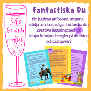 SofisKreativa Cocktail sidebar